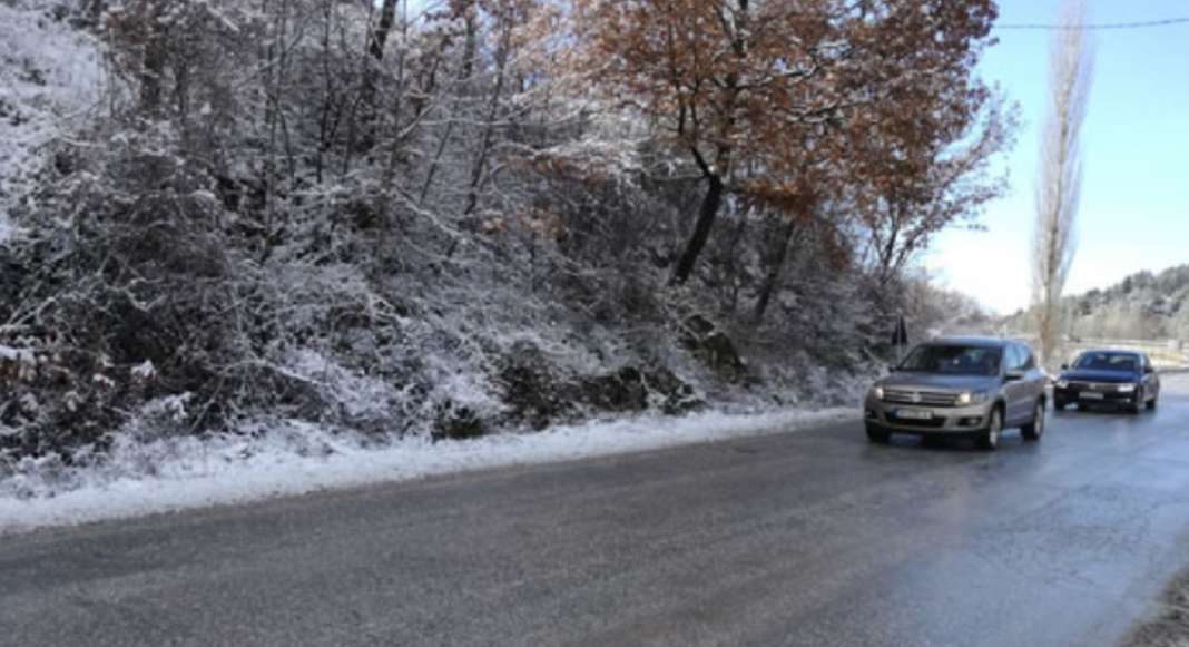 АМСМ: Возете внимателно, слаб снег на Стража