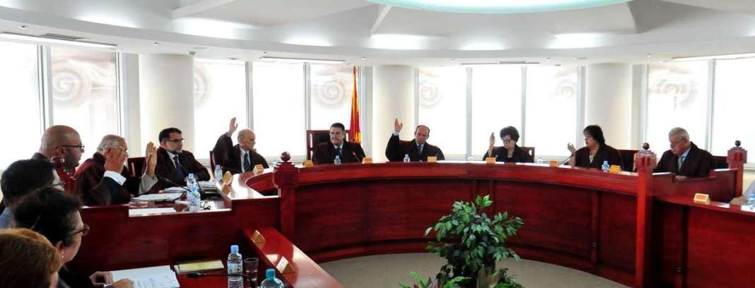 Уставниот суд вклештен помеѓу правото и политиката - Нова Македонија