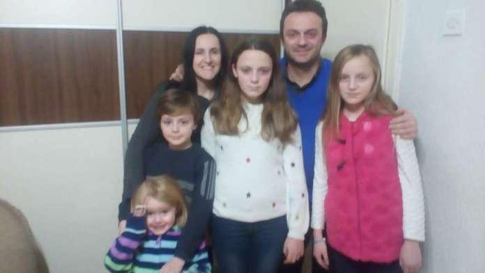 Домот на семејството Дејкоски како музичко училиште, од секаде се слуша звук на виолина