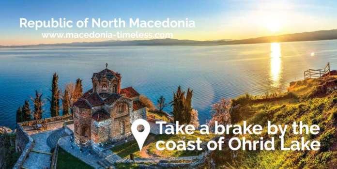 Билборди низ Србија ќе ги насочуваат туристите кон Охрид