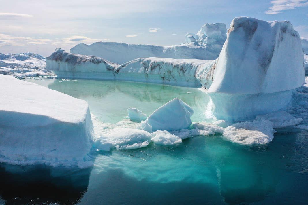 За еден ден на Гренланд се стопиле 11 милијарди тони мраз - Нова Македонија